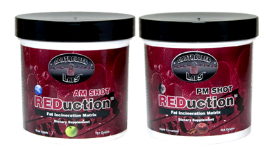 Controlled Labs REDuction Supplement - Fat Incineration Mix